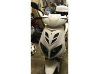 2013 50cc Jonway moped