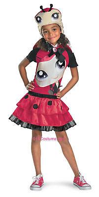Littlest Pet Shop Costume Kids Lady Bug Costume Child Lady Bug Dress - Childrens Bug Costume