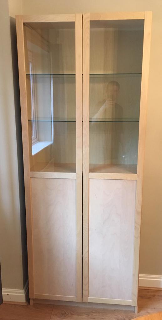 Ikea Billy Bookcase Display Cabinet