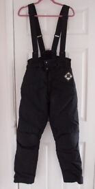 Ladies Motorcycle Trousers size Small