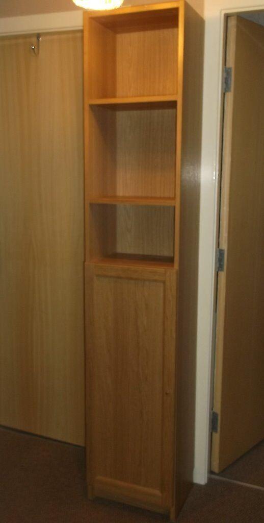 With Oxberg Door From Ikea