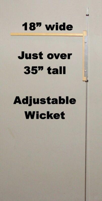 35 Inch Dog Show Wicket