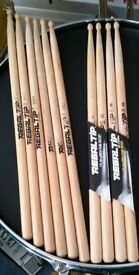 7 Pair Pro Drum Sticks
