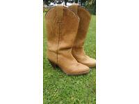 Western/Cowboy boots Size 5UK 6US 38EU