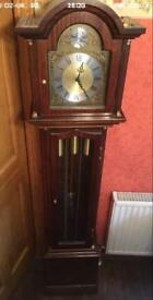 Repro grandfather clock