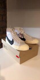Nike x off white blazers