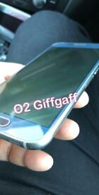 Samsung s6 o2 Giffgaff can deliver