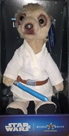 Star Wars collectable - Aleksandr as Luke Skywalker
