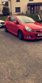 "2008 Vauxhall corsa vxr ""MUST SEE"" low miles, Stage 2 by indigo GT 230"