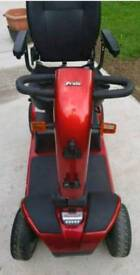Mobility scooter 6.25mph 3mth warranty