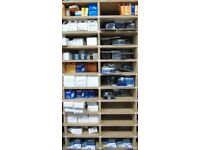 Large Joblot of Ink Cartridges & Ink Refills 170 Units Large Range of Printers