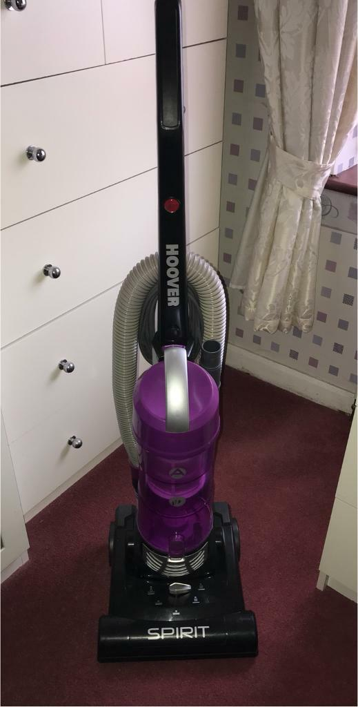 Hoover spirit bagless hoover