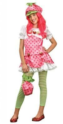Strawberry Shortcake Tween Sehr Klein Bopper Kostüm