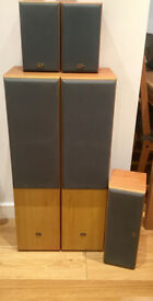 Gale Speaker Set of 5 speakers (Moviestar Surround-S) for sale in perfect condition.