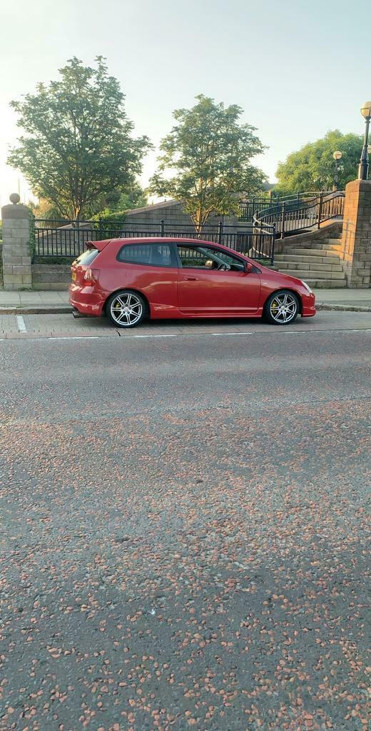 2001 Honda Civic Type R (Cheap for quick sale)   in ...