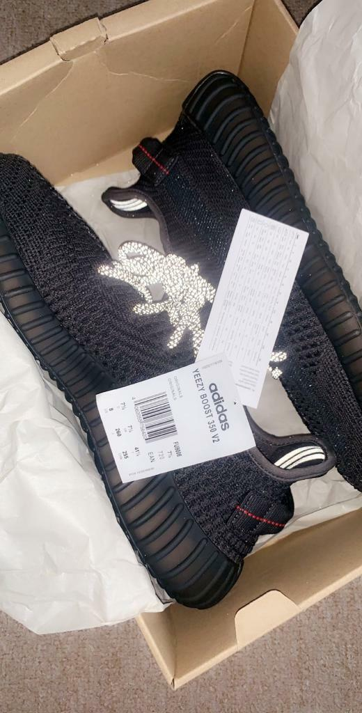 Yeezy V2 350 Triple Black (SOLD) | in Leicester Forest East, Leicestershire | Gumtree