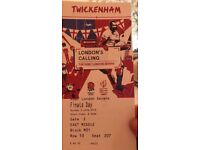 Rugby sevens Sunday tickets
