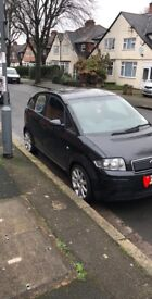 Audi A2 1.4 petrol (2004) £1250