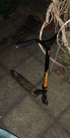 Mgp scooter nitro extreme orange