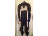 Frank Thomas Motorcycle Leather Suit