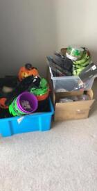 Halloween job lot