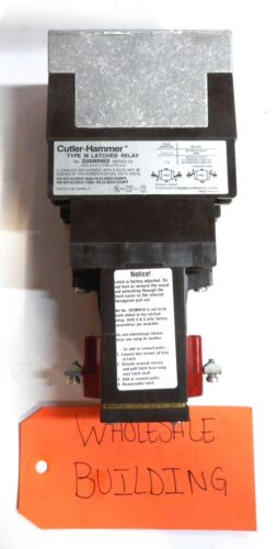 EATON/CUTLER-HAMMER, LATCHED RELAY, D26MR802