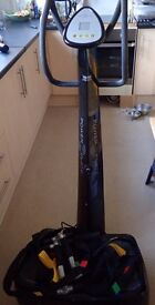 Original Power Plate My3 Vibration Machine with extras