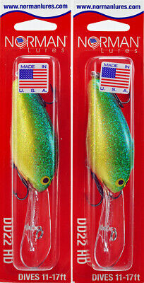 Norman Lures GDD22 178 Tropical Shad**