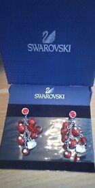 Swarovski Hello Kitty Glamour Earrings
