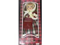Rare Leonardo Collection porcelain doll