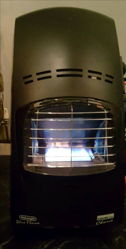 delonghi gas fire heater
