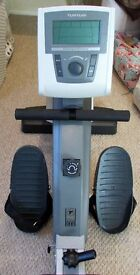 Tunturi Rowing machine (as new) not boxed used once - excellent condition-