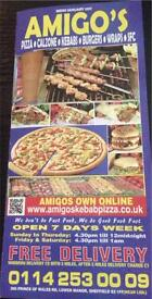 AMIGOS STAFF WANTED!!