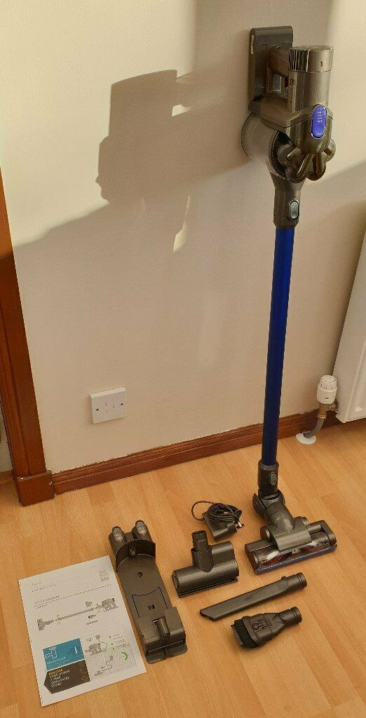 Dyson DC44 Animal Cordless Vacuum, New Battery, Great Condition, Thoroughly  Cleaned & Fully Working | in Livingston, West Lothian | Gumtree