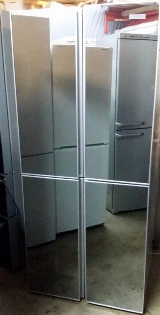 Baumatic Quattro 4 Door American F With Darkened Mirror Glass Doors