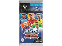 Match attax Champions league 2016/2017 cards