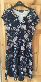Dorothy Perkins Size 12 Tall Dress