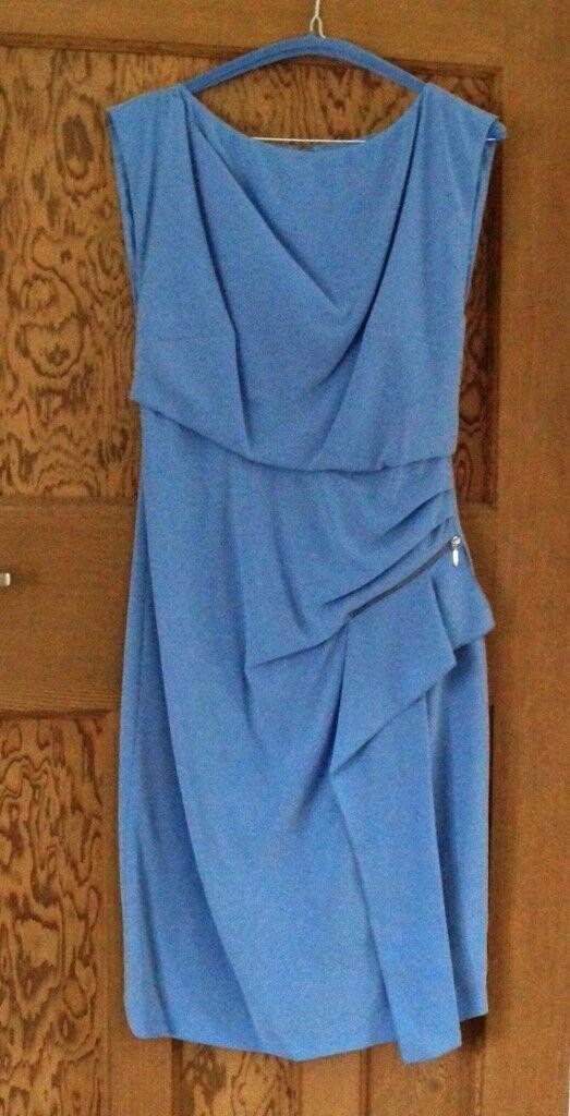Coast dress Blue Coast dress size 10