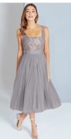 2 Little Mistress Bridesmaid dresses