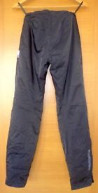 RICHA Waterproof Textile Trousers. Black. Size - XS. Never worn - competition prize.