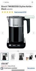 Bosch kettle
