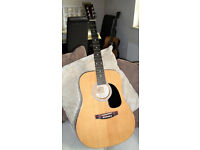 COUNTRYMAN Acoustic 6 string R H Player. Absolutely Immaculate condition, unblemished. Easy Player