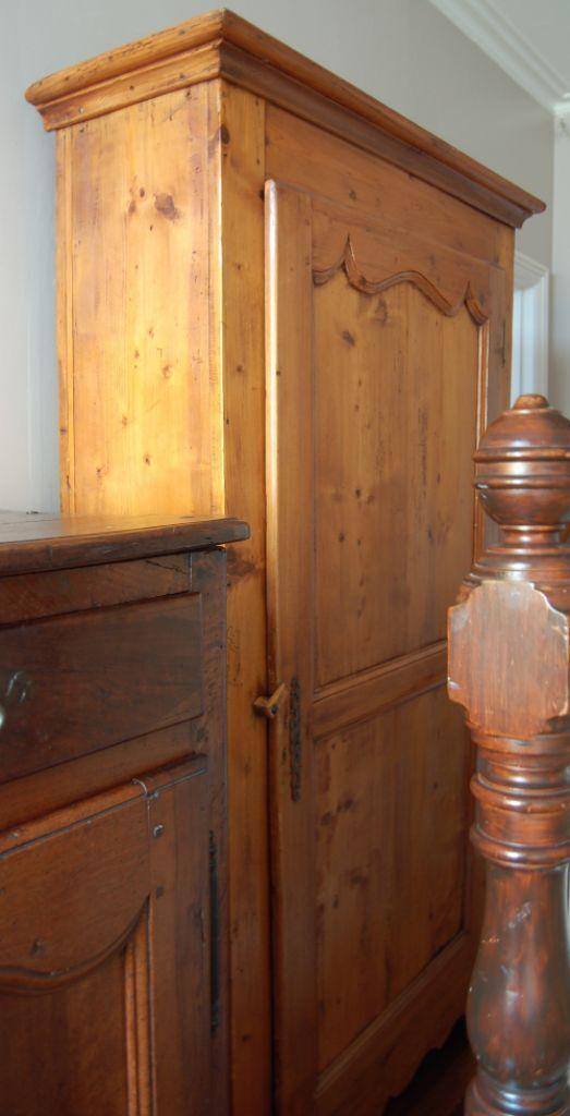 Antique French Farmhouse Larder Cupboard in Beckenham  : 86 from www.gumtree.com size 523 x 1024 jpeg 55kB