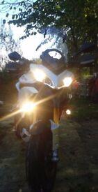 2011 Ducati Multistrada 1200S-Touring