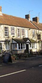 Chef de Partie for The Swan Swineford, Bristol. Beautiful English country pub