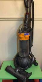 Dyson Dc25 upright ball vacuum cleaner.
