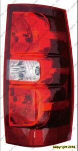 Tail Lamp Passenger Side High Quality Chevrolet Suburban 2007-2011