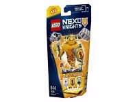 LEGO 70336 Nexo Knights Ultimate Axl Construction Set: Brand new unopened