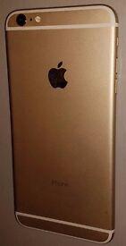 apple iphone 6 plus 64gb gold unlocked
