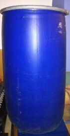 Large Storage Barrel
